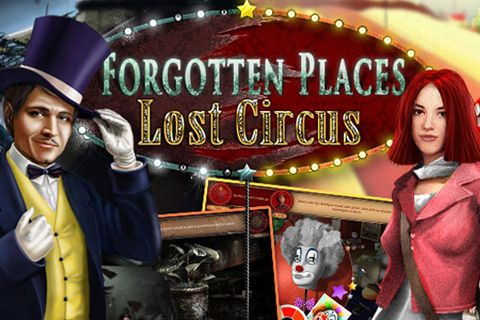 Screenshots of the Forgotten places: Lost circus game for iPhone, iPad or iPod.