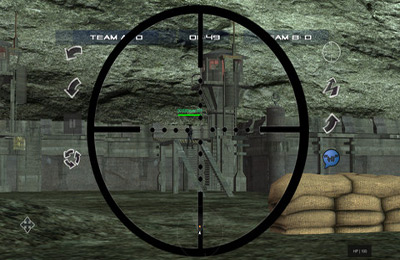 Screenshots of the Fortress Combat 2 game for iPhone, iPad or iPod.