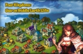 In addition to the game Chuzzle for iPhone, iPad or iPod, you can also download Four Kingdoms: War on Middle Earth Elite for free