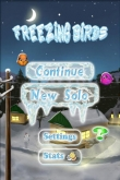 In addition to the game Asphalt Audi RS 3 for iPhone, iPad or iPod, you can also download Freezing Bird for free