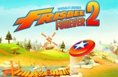 In addition to the game MARVEL'S THE AVENGERS: IRON MAN – MARK VII for iPhone, iPad or iPod, you can also download Frisbee Forever 2 for free