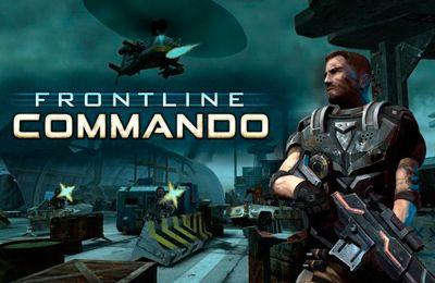 Download Frontline Commando iPhone free game.