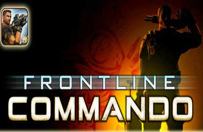 Screenshots of the Frontline Commando: D-Day game for iPhone, iPad or iPod.