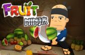 In addition to the game Angry Zombie Ninja VS. Vegetables for iPhone, iPad or iPod, you can also download Fruit Ninja for free
