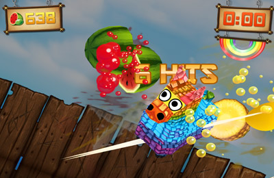 ipod games free download fruit ninja