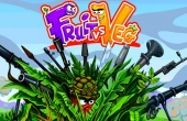 In addition to the game Wonder ZOO for iPhone, iPad or iPod, you can also download Fruit vs. veg for free