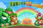 In addition to the game  for iPhone, iPad or iPod, you can also download Fruits vs. Birds for free