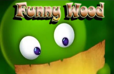 Download Funny Wood iPhone free game.