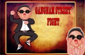In addition to the game Geometry dash for iPhone, iPad or iPod, you can also download Gangnam Street Fight for free
