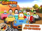 In addition to the game Ice Age Village for iPhone, iPad or iPod, you can also download Garfield Kart for free
