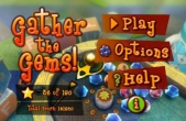 In addition to the game Survivalcraft for iPhone, iPad or iPod, you can also download Gather the Gems! for free