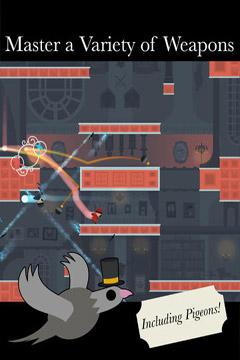 Screenshots of the Gentlemen! game for iPhone, iPad or iPod.