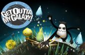 In addition to the game Pou for iPhone, iPad or iPod, you can also download Get Outta My Galaxy! HD for free