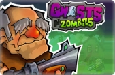 In addition to the game Angry World War 2 for iPhone, iPad or iPod, you can also download Ghost n Zombies for free
