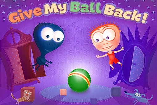 Download Give my ball back iPhone free game.