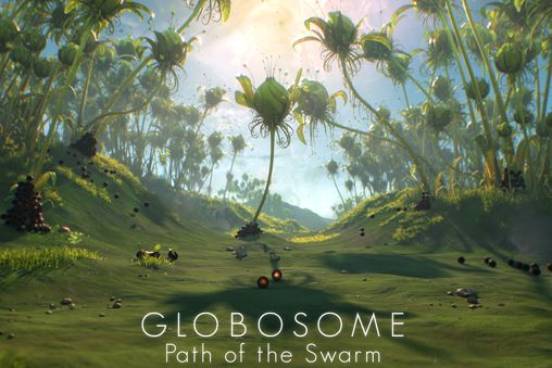 Download Globosome: Path of the swarm iPhone free game.