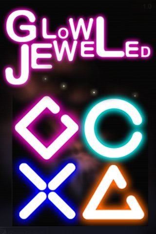 Download Glow jeweled iPhone free game.