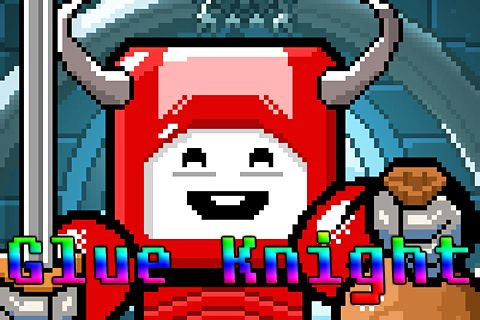 Download Glue knight iPhone free game.