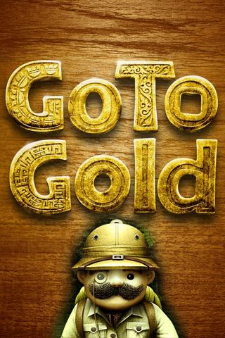 Download Go to gold iPhone free game.