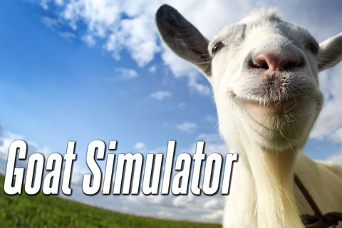 Download Goat simulator iPhone free game.
