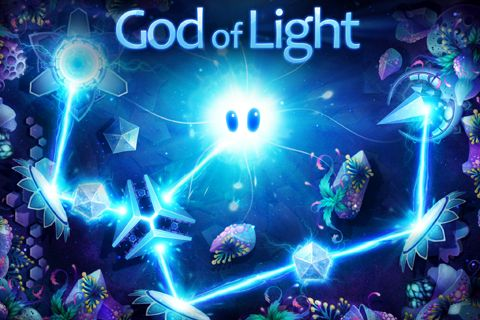 Screenshots of the God of light game for iPhone, iPad or iPod.