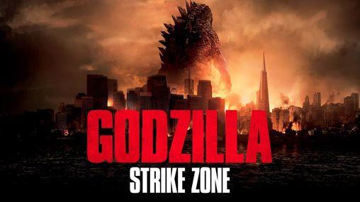 Download Godzilla: Strike zone iPhone free game.