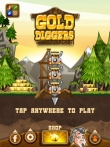 In addition to the game Call of Mini: Sniper for iPhone, iPad or iPod, you can also download Gold Diggers for free
