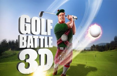 Download Golf Battle 3D iPhone free game.