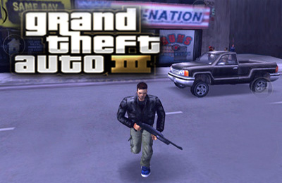 Screenshots of the Grand Theft Auto 3 game for iPhone, iPad or iPod.