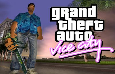 Screenshots of the Grand Theft Auto: Vice City game for iPhone, iPad or iPod.