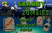 In addition to the game Bunny Leap for iPhone, iPad or iPod, you can also download Granny vs Zombies for free