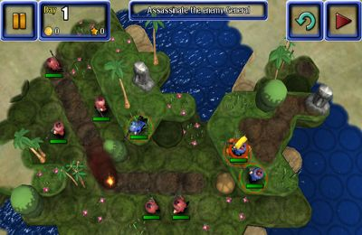 Screenshots of the Great Big War Game game for iPhone, iPad or iPod.