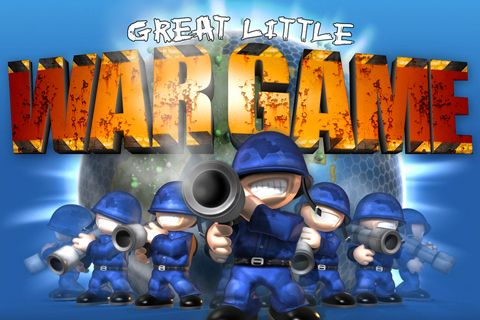 Download Great little war game iPhone free game.