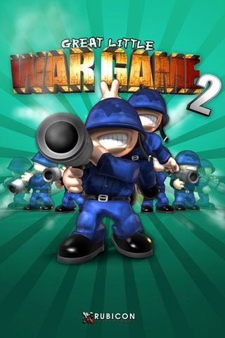 Download Great little war game 2 iPhone free game.