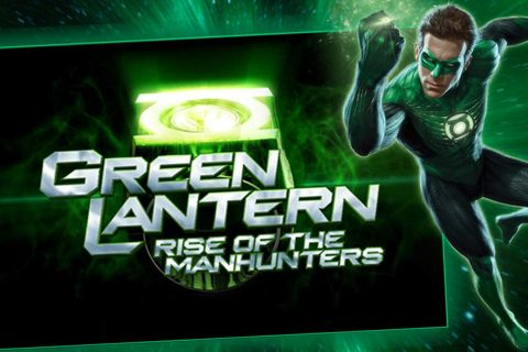 green lantern free download game