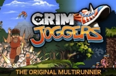 In addition to the game Sensei Wars for iPhone, iPad or iPod, you can also download Grim Joggers for free