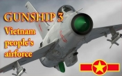 In addition to the game LEGO Batman: Gotham City for iPhone, iPad or iPod, you can also download Gunship 3: Vietnam people's airforce for free