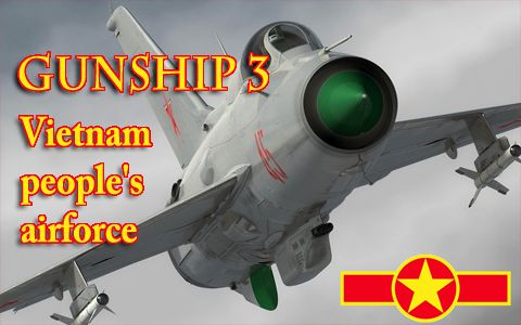Download Gunship 3: Vietnam people's airforce iPhone free game.