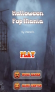 In addition to the game Shark Dash for iPhone, iPad or iPod, you can also download Halloween Pop Mania for free