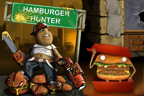 Download Hamburger hunter iPhone free game.