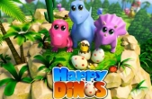 In addition to the game Asphalt 4: Elite Racing for iPhone, iPad or iPod, you can also download Happy Dinos for free