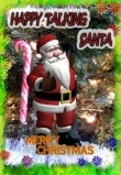 In addition to the game Temple Run: Brave for iPhone, iPad or iPod, you can also download Happy Talking Santa for free