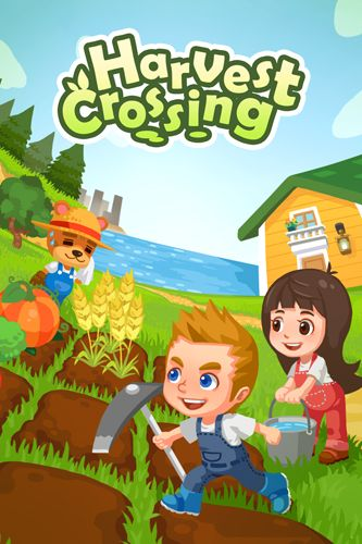 Screenshots of the Harvest crossing game for iPhone, iPad or iPod.