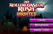 In addition to the game Angry Birds goes back to School for iPhone, iPad or iPod, you can also download Haunted 3D Rollercoaster Rush for free