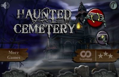 Download Haunted Cemetery iPhone free game.
