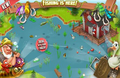 Screenshots of the Hay Day game for iPhone, iPad or iPod.