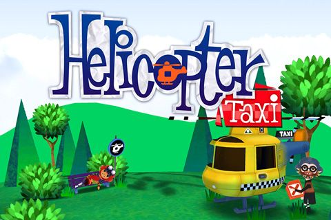 Download Helicopter taxi iPhone free game.