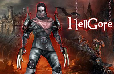 Download Hell Gore iPhone free game.