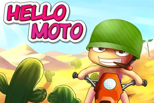 Download Hello moto iPhone free game.
