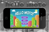 In addition to the game Juice Cubes for iPhone, iPad or iPod, you can also download Hello Moto Pro for free